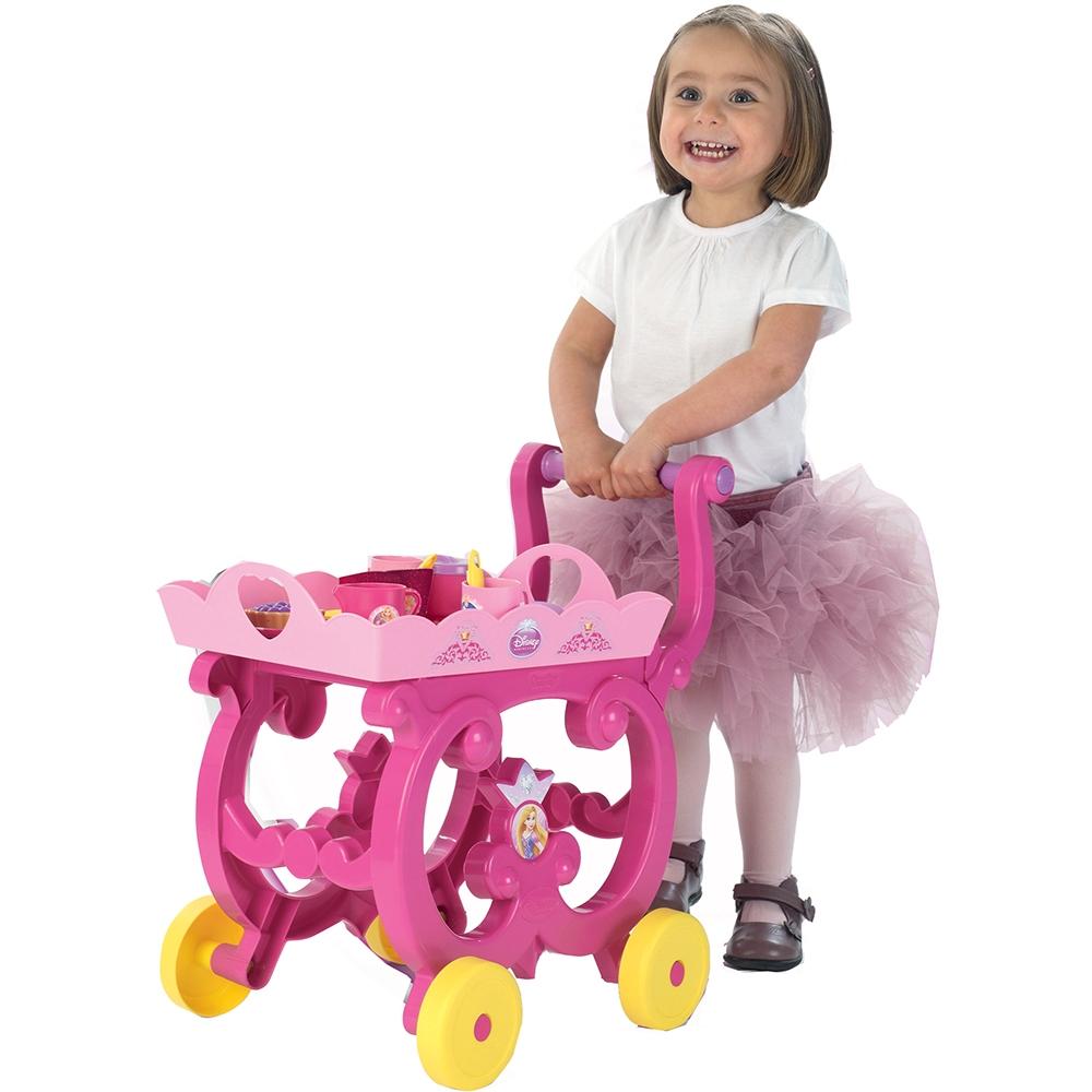 carrello portavivande giocattolo