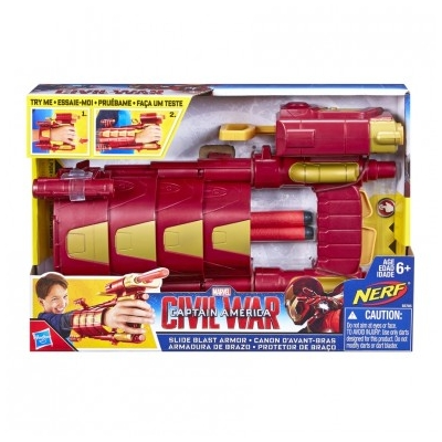 armatura iron man scatola cirinaro