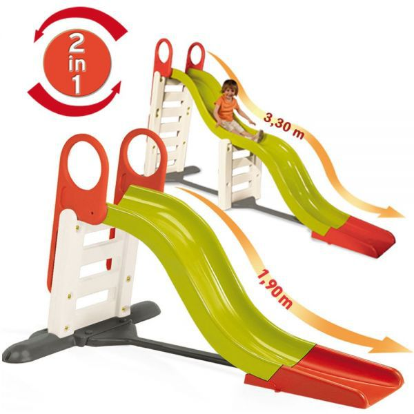Scivolo megagliss 2 in 1 smoby cirinaroshopcirinaroshop for Scivolo smoby megagliss 2 in 1