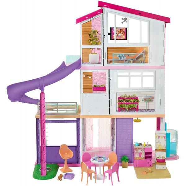 Letto A Castello Barbie.Barbie Casa Dei Sogni Cirinaroshopcirinaroshop
