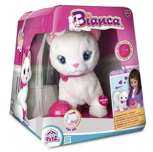 bambina Mistery Mao gattina interattiva Gioco Peluche gatto IMC Toys