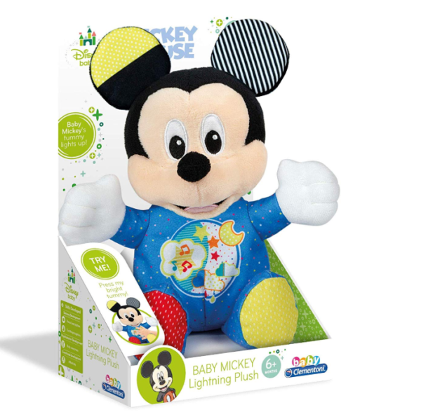BABY CLEMENTONI BABY MICKEY LIGHTS AND DREAMS CIRINARO 1