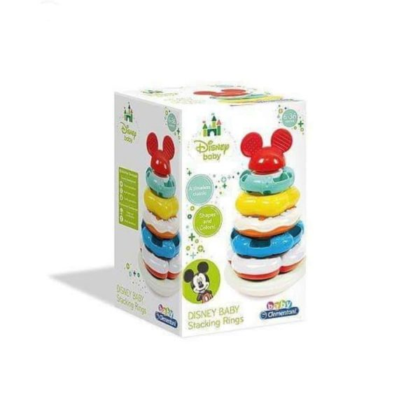 BABY CLEMENTONI DISNEY BABY STACKING RINGS CIRINARO