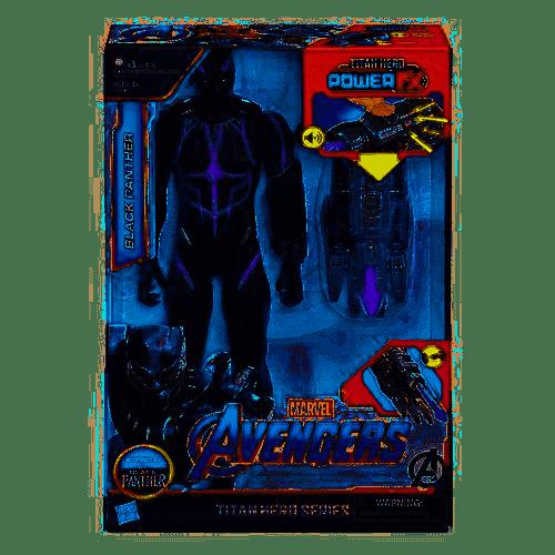 AVENGERS TITAN HERO SERIES MARVEL BLACK PANTHER CIRINARO