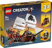 LEGO CREATOR GALEONE DEI PIRATI CIRINARO